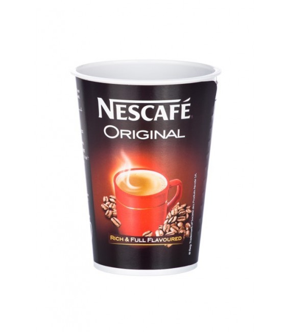 Nescafé Original Coffee White Sealcup