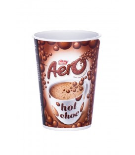 Nestlé Aero Instant Bubbly Hot Chocolate Sealcup (10 db forró csoki)