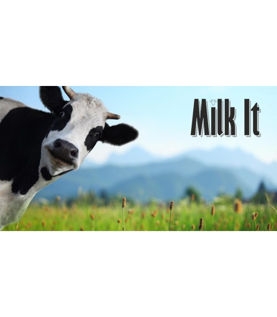 MILK IT - PROFESSIONAL TOPPING 1619