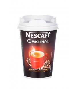 Nescafé Original Coffee Black Sealcup