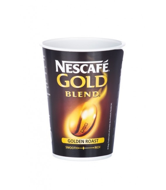 Nescafe Gold Blend Black Coffee Sealcup