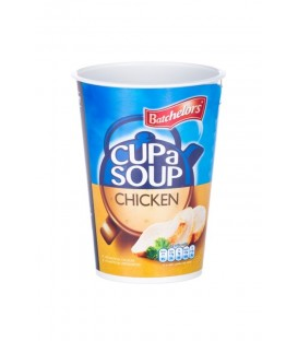 """Batchelors Cup a Soup Chicken Sealcup """