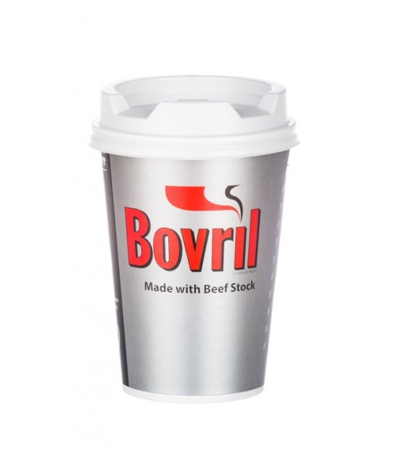 Bovril Beef Extract Sealcup