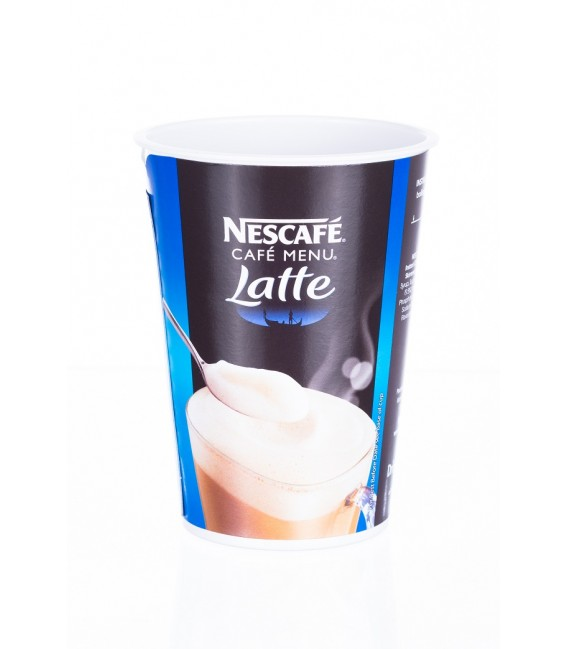 Nescafé Gold Latte Sealcup
