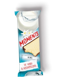 36 x MOMENTS ostya 50 g tejes