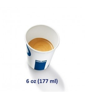 Papírpohár Lavazza Vending 6oz (177 ml) 100 db (2 csík)