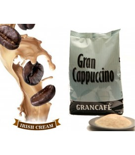 IRISH CREAM CAPPUCCINO - GRAN Cappuccino IRISH CREAM: 1210 kartonnal